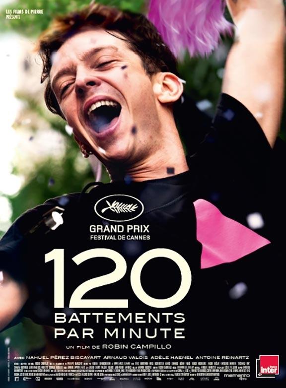 120 Beats Per Minute Poster #1