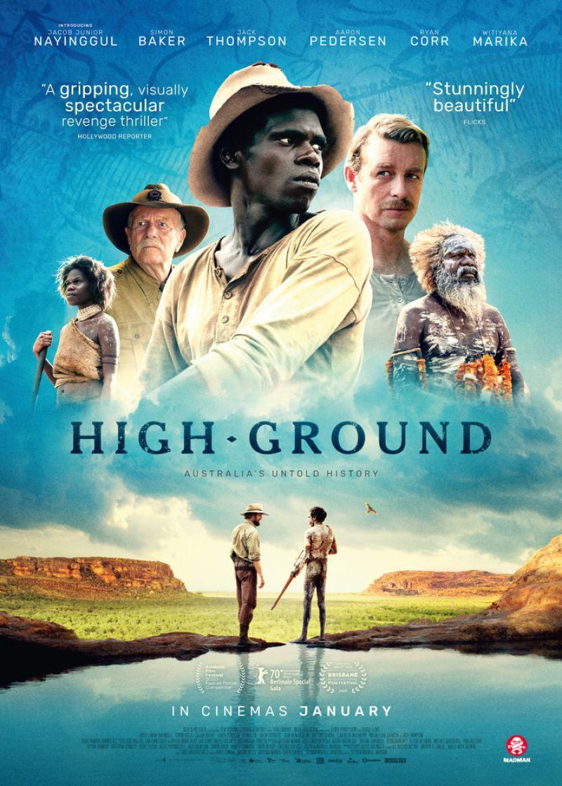 High Ground Poster #1
