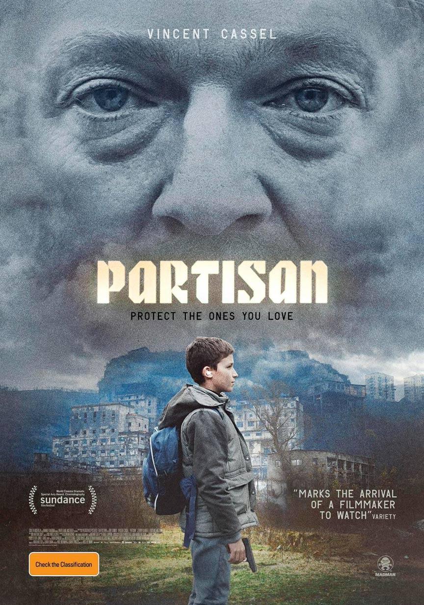 Partisan Poster #1
