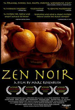 Zen Noir Poster #1