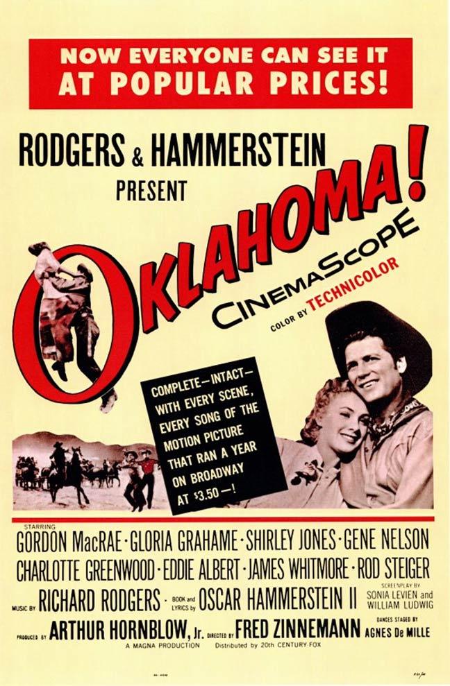 Oklahoma! Poster #2