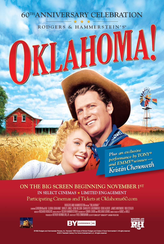 Oklahoma! Poster #1