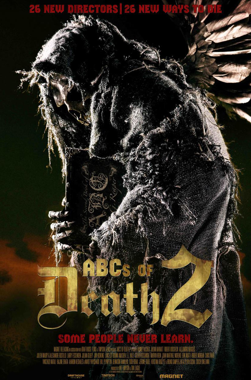 ABCs of Death 2 Poster #1