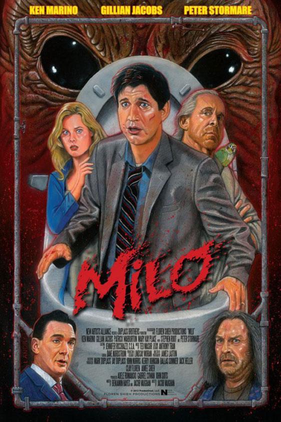 Bad Milo Poster #2