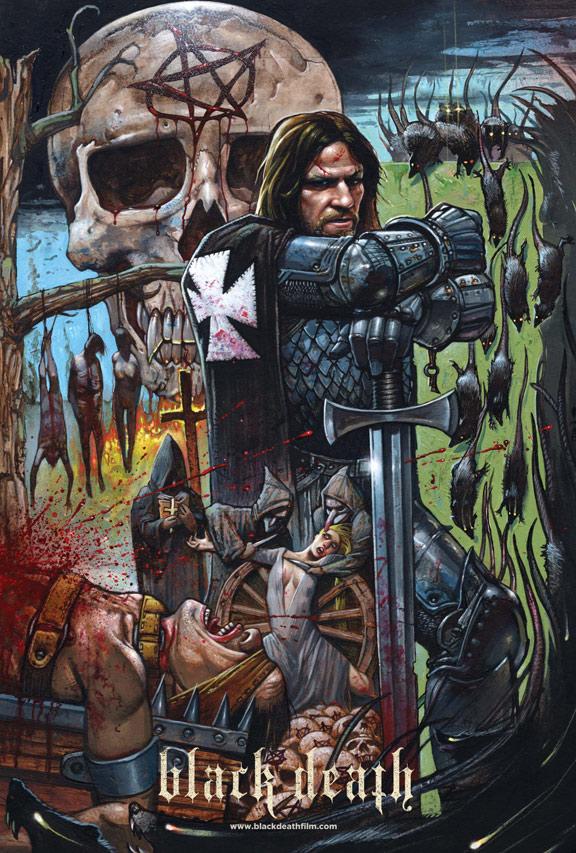 Black Death Poster #3
