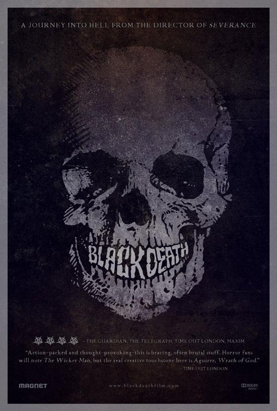 Black Death Poster #5