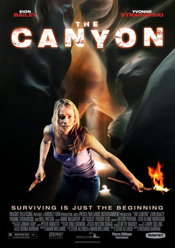 The Canyon Poster #1