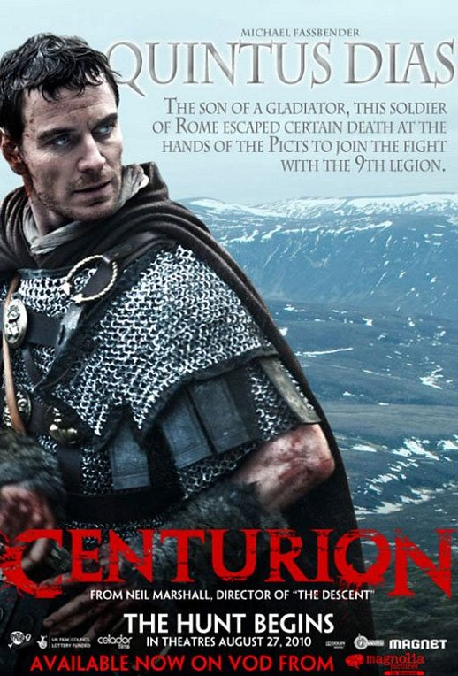 Centurion Poster #5