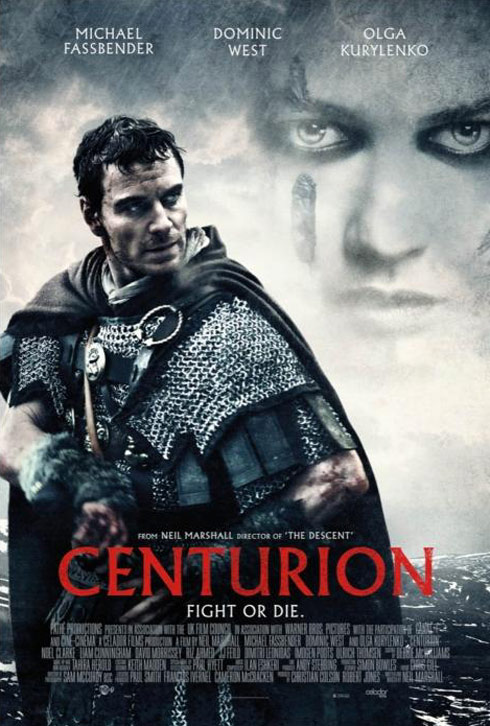 Centurion Poster #1