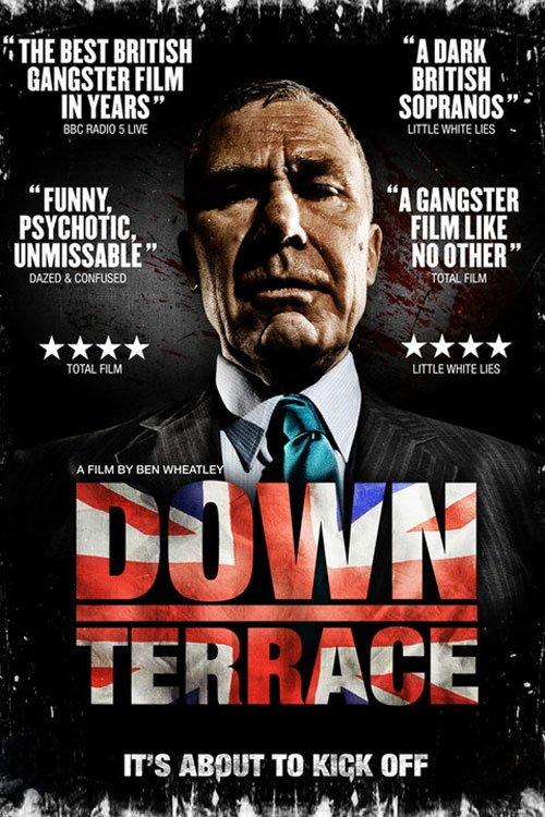 Down terrace 2010 poster 1 trailer addict for Movies at the terrace