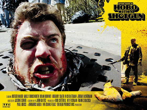 Hobo with a Shotgun Poster #7