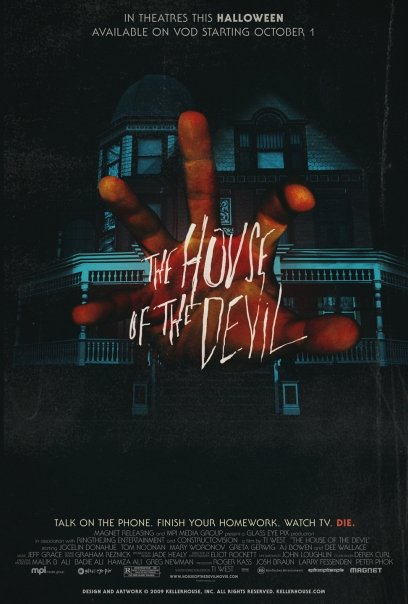 The House of the Devil Poster #3
