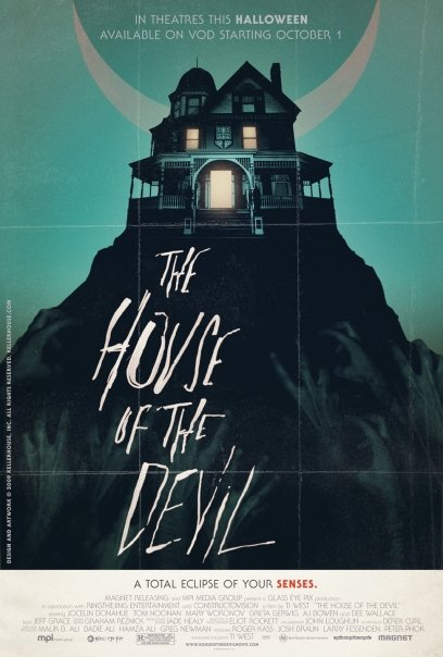 The House of the Devil Poster #4