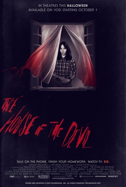 The House of the Devil Poster #5