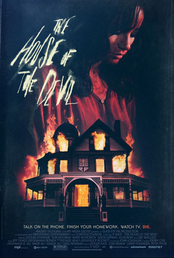 The House of the Devil Poster #1