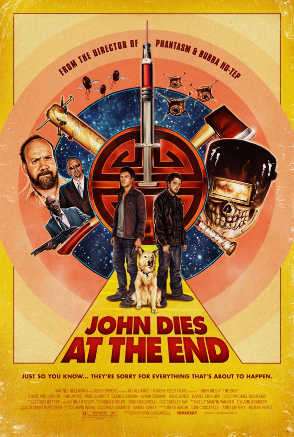 John Dies at the End Poster #1
