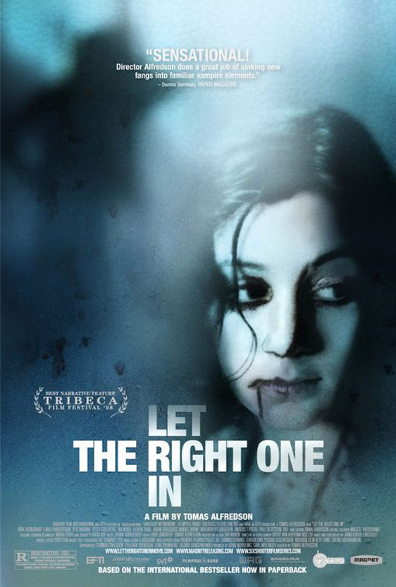 Let the Right One In Poster #3
