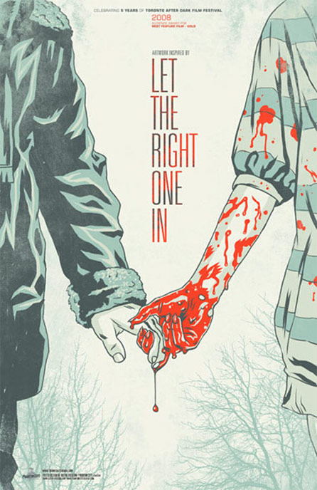 Let the Right One In Poster #7