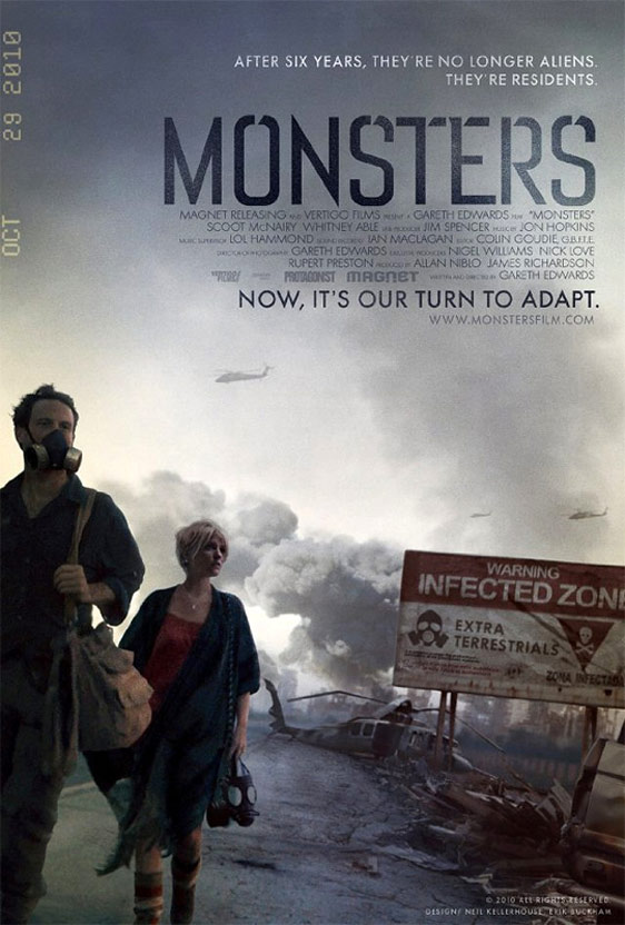 Monsters Poster #3
