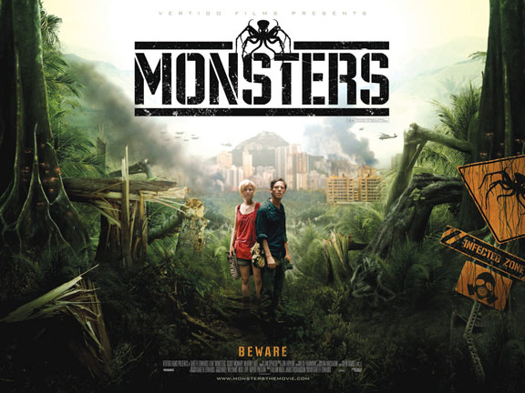 Monsters Poster #1