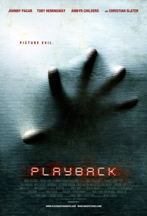 Playback Poster #1