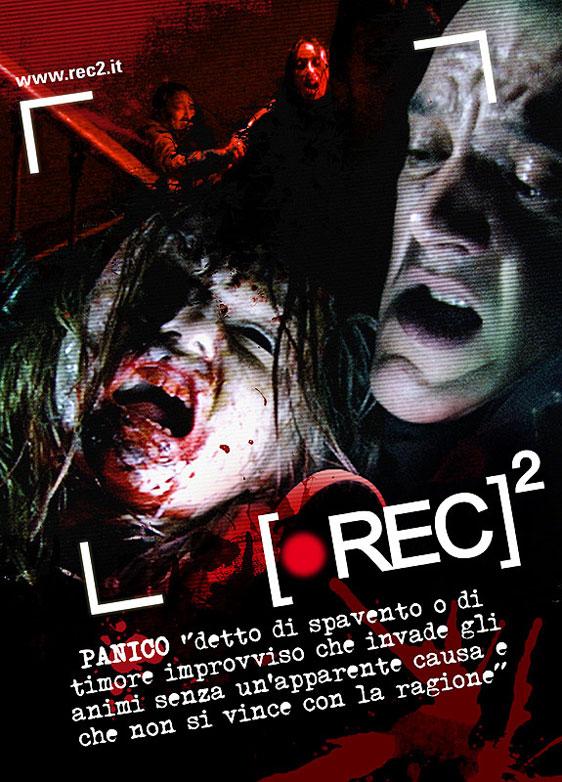 [Rec] 2 Poster #6