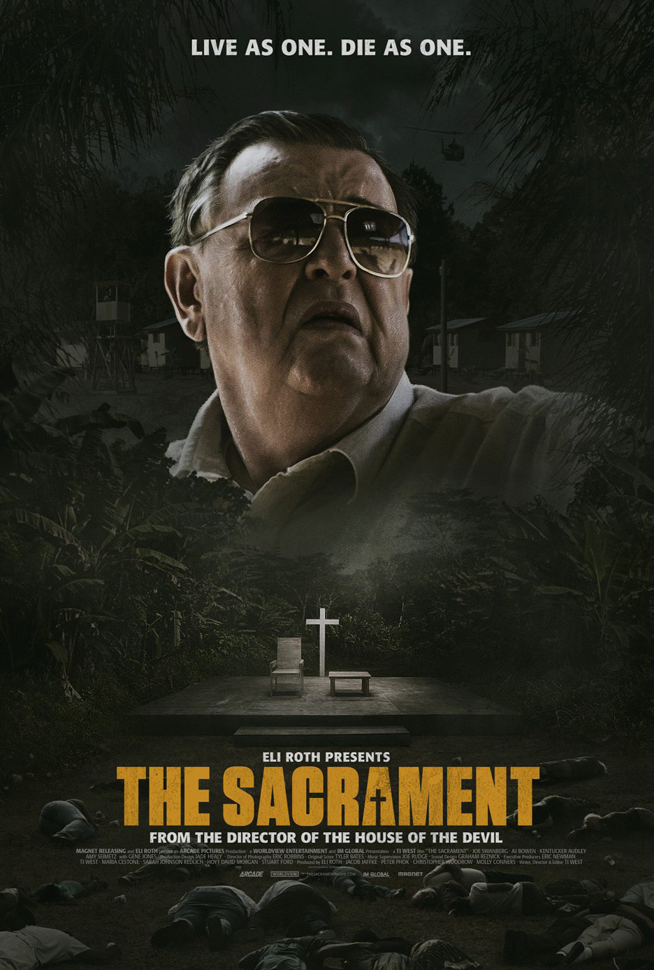 The Sacrament Poster #2