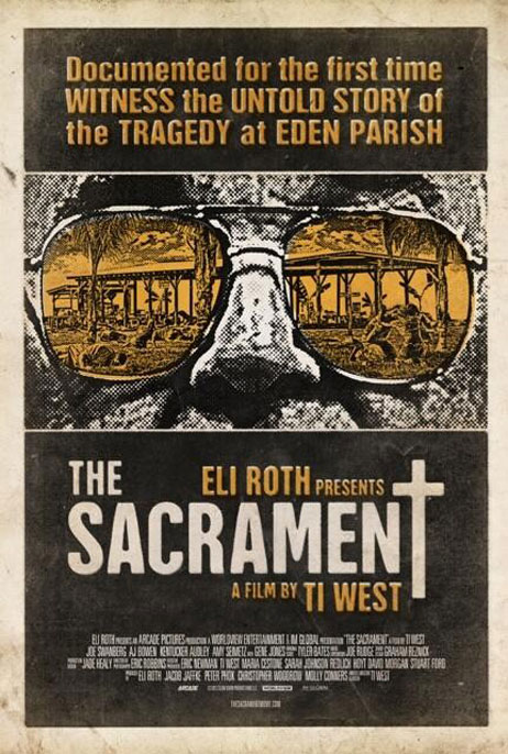 The Sacrament Poster #1