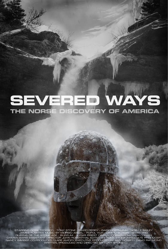 Severed Ways: The Norse Discovery of America Poster #1