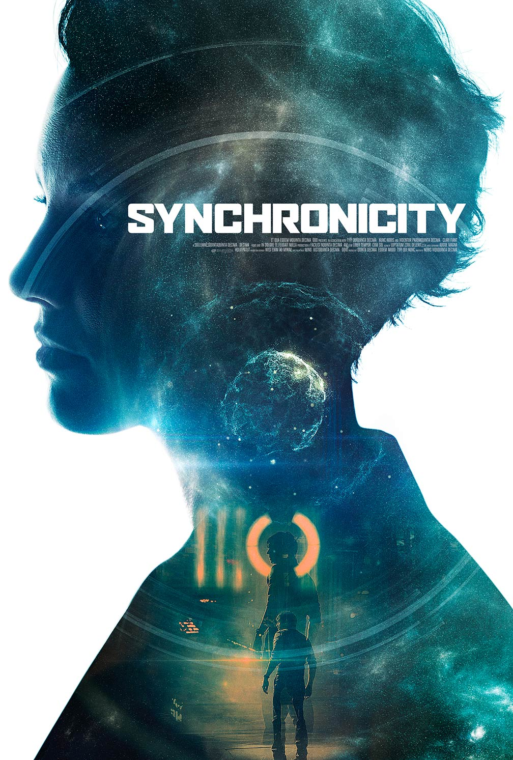 Synchronicity Poster #1