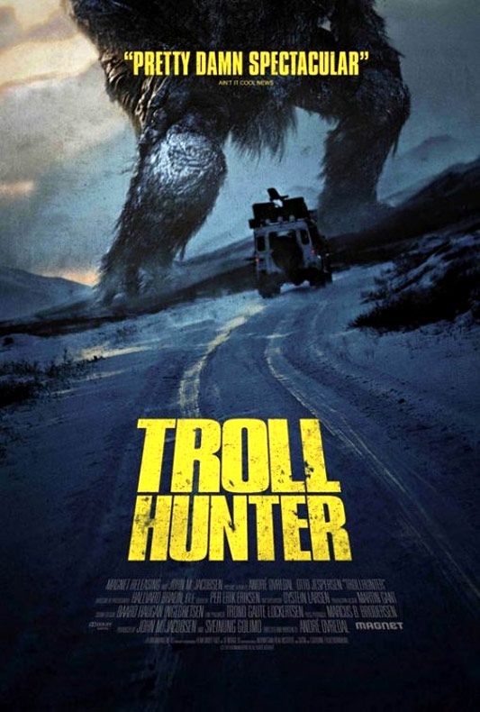 The Troll Hunter Poster #2