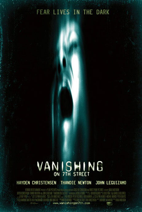 Vanishing on 7th Street Poster #1