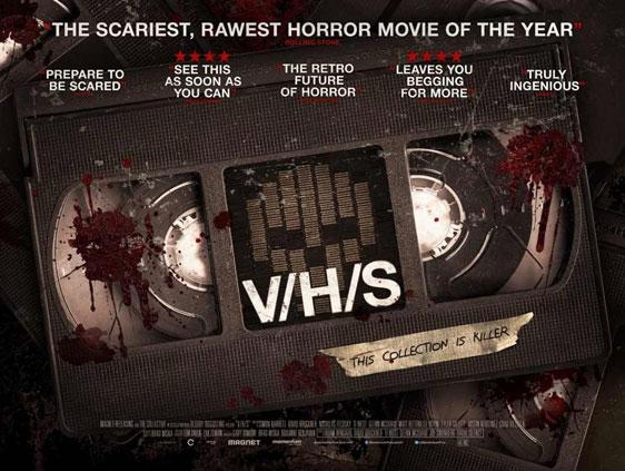 V/H/S Poster #4
