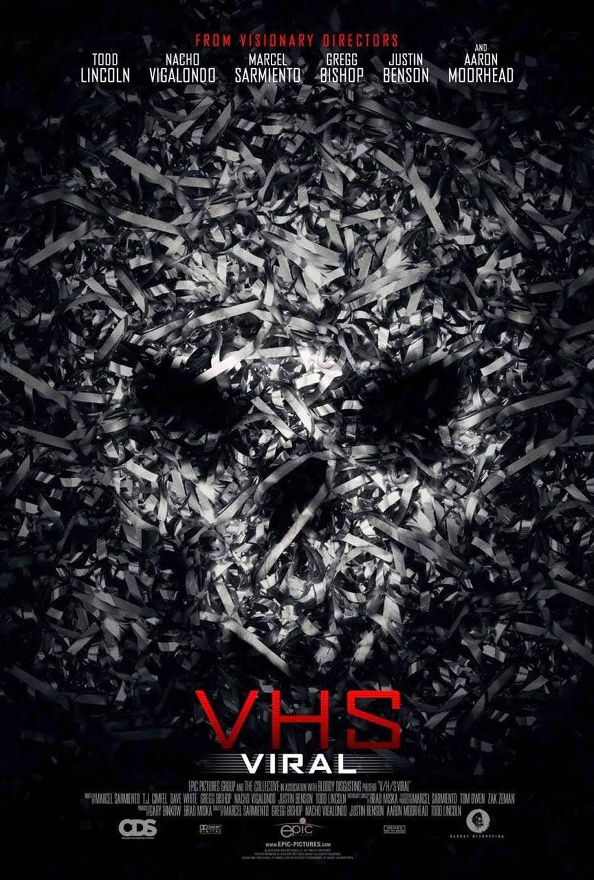 V/H/S Viral Poster #2