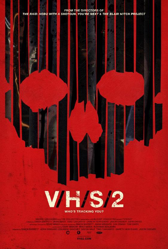 V/H/S/2 Poster #1