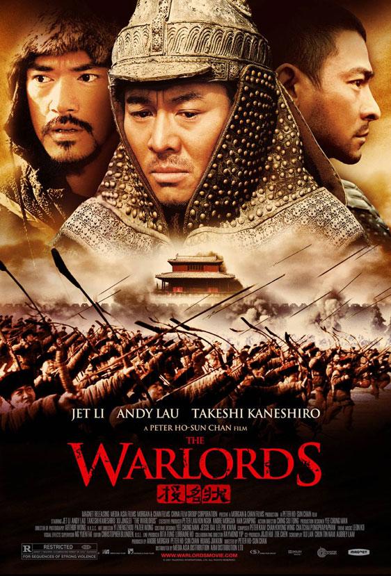 The Warlords (Tau ming chong) Poster #1