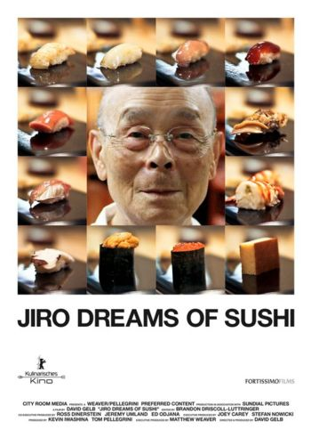 Jiro Dreams of Sushi Poster #1