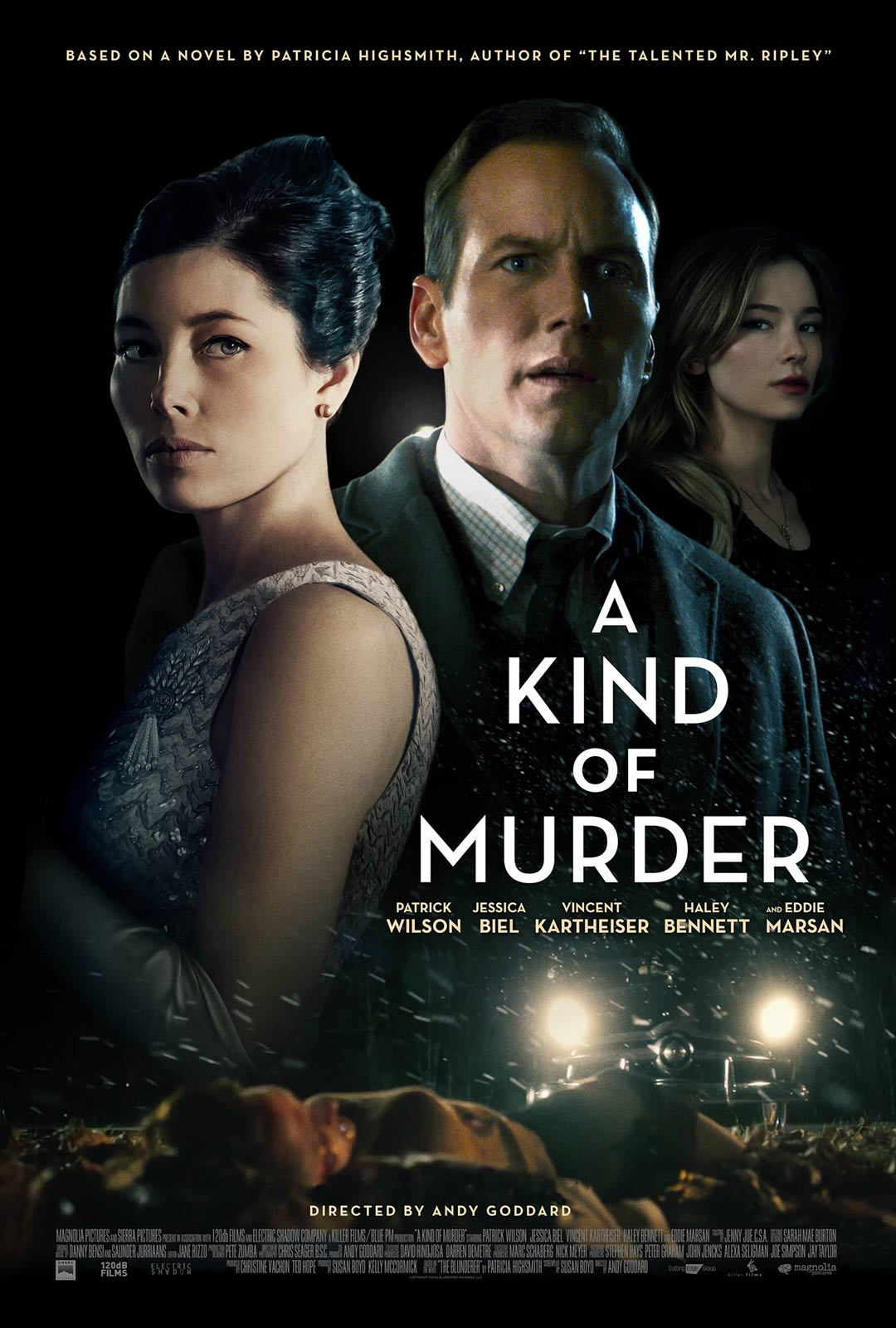 A Kind of Murder Poster #1