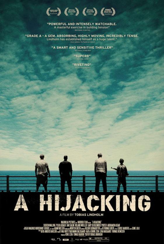 A Hijacking (Kapringen) Poster #1