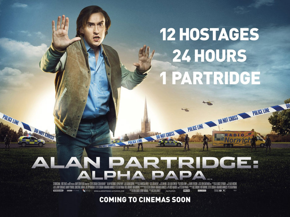 Alan Partridge: The Movie Poster #2