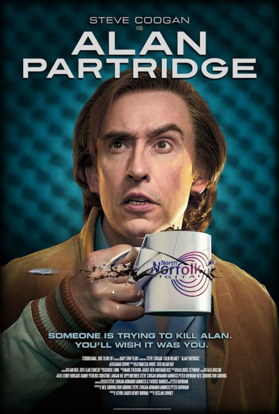 Alan Partridge: The Movie Poster #3