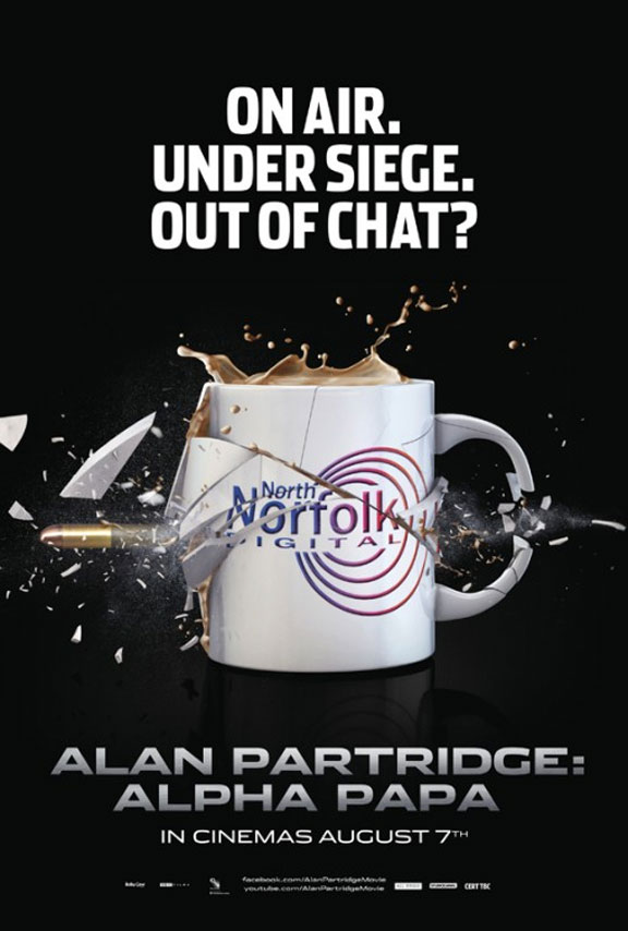 Alan Partridge: The Movie Poster #1