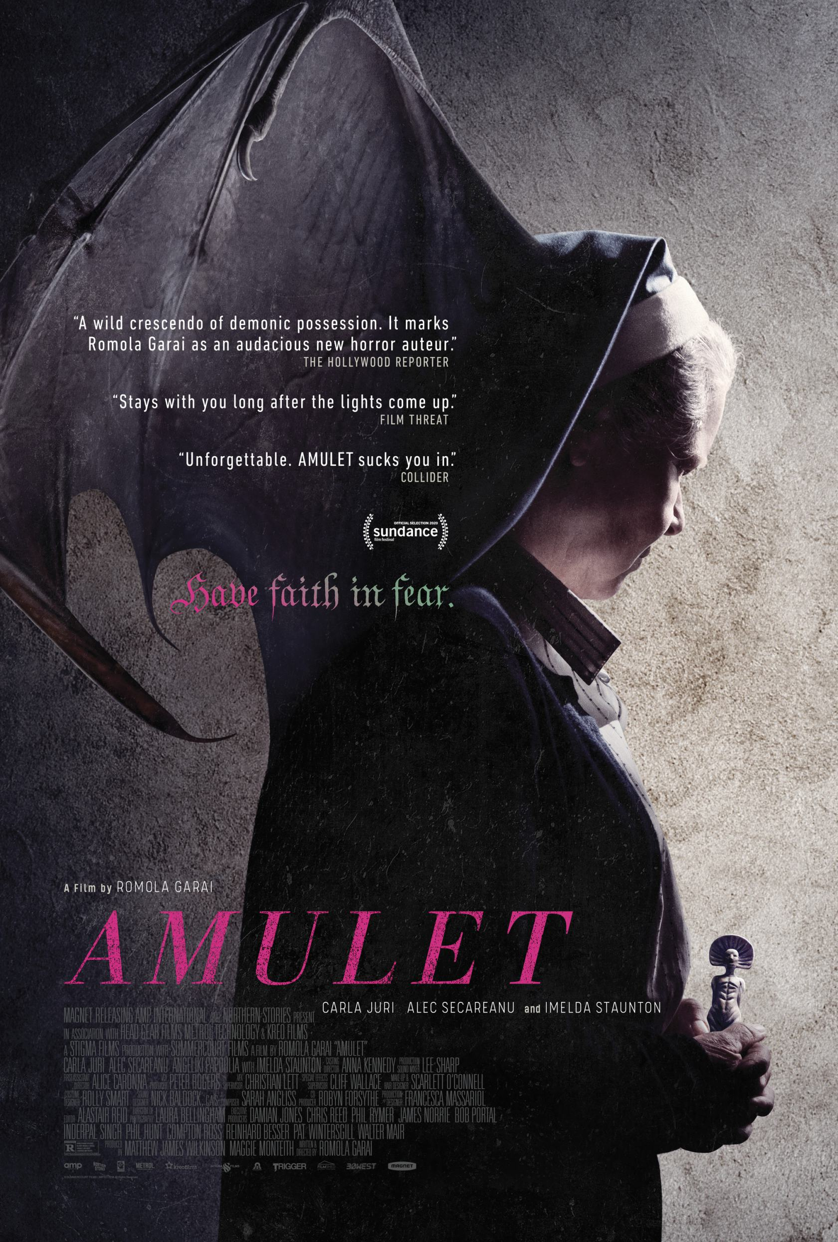 Amulet Poster #1