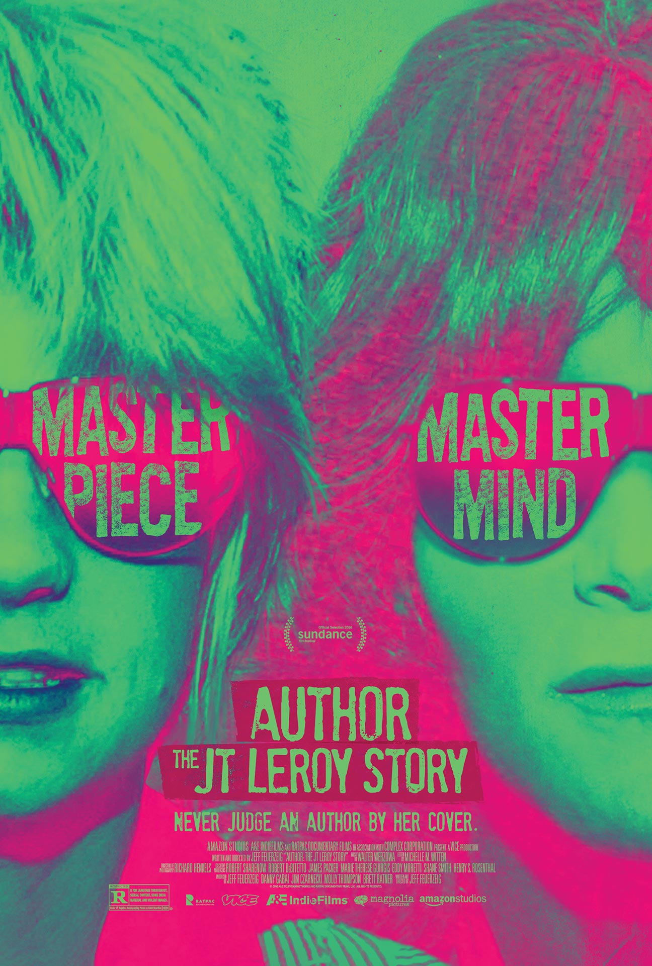 Author: The JT LeRoy Story Poster #1