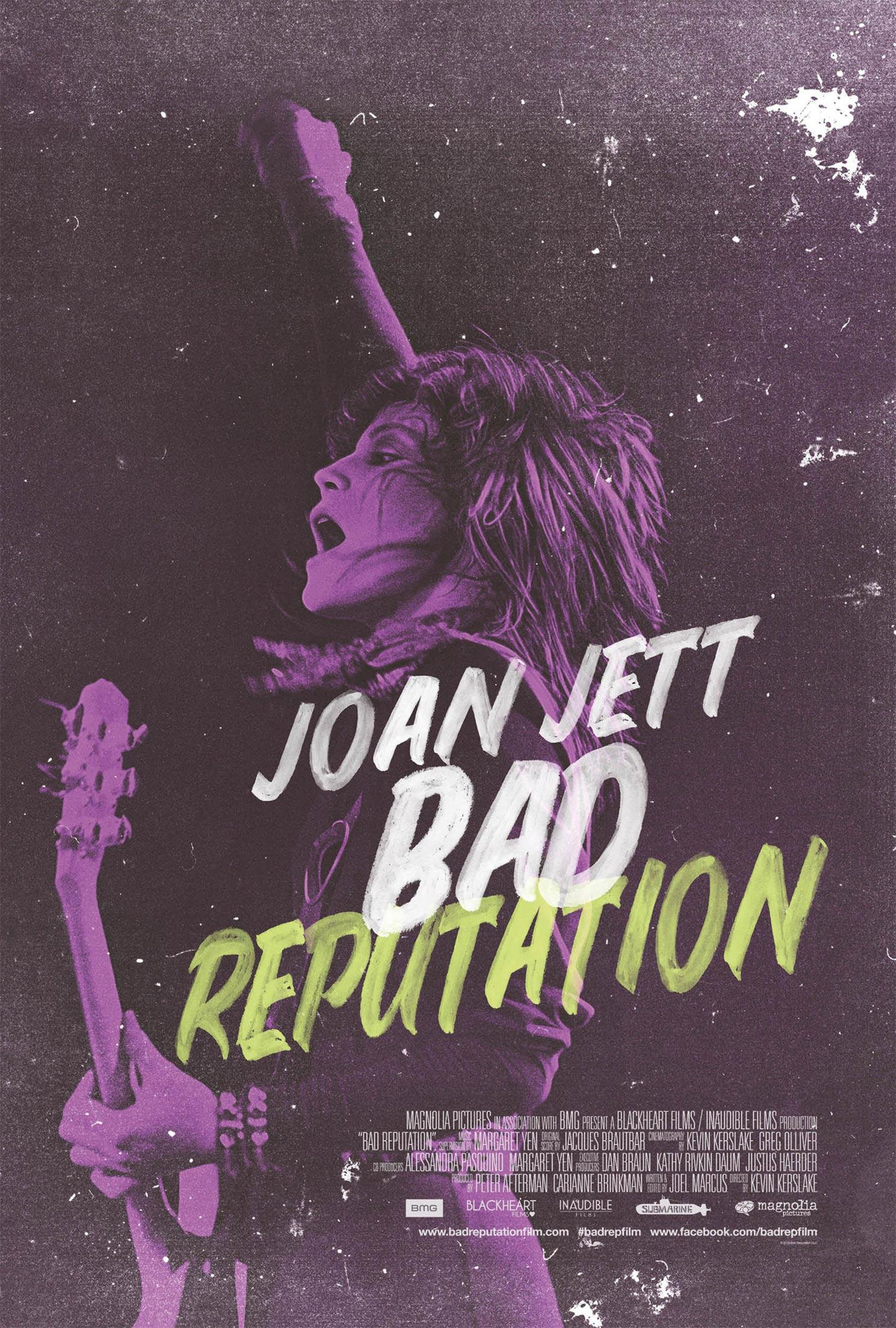 Bad Reputation Poster #1