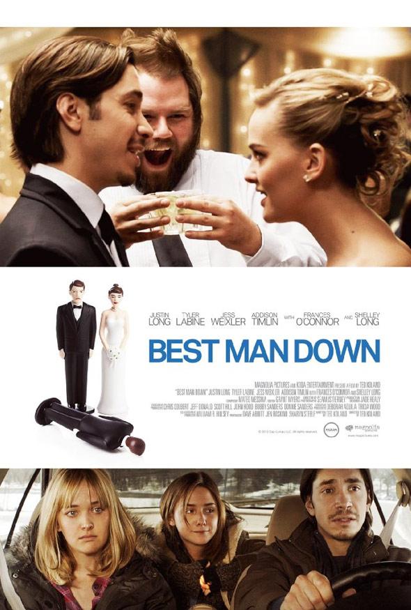 Best Man Down Poster #1