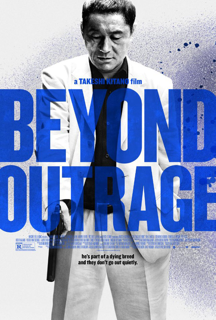 Beyond Outrage Poster #1