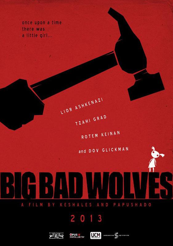 Big Bad Wolves Poster #1