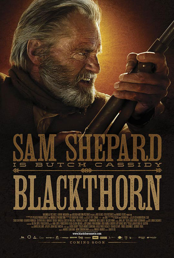 Blackthorn Poster #3