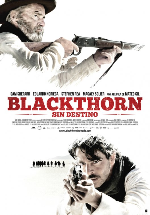 Blackthorn Poster #1